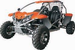 Buggy, Go Kart, ATV, Dune Buggy (LKG-500)