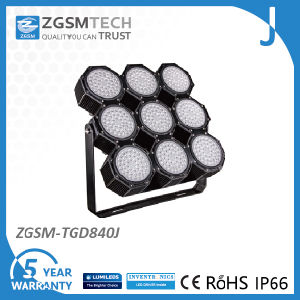840W Fast Delivery High Mast LED Light for Stadium Tennis Court Lighting pictures & photos