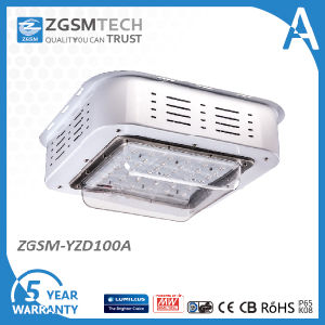 100W LED Gas Station Light Surface Mounting pictures & photos