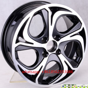 14*5.5jj Aluminium Wheel Rims 4*100 Auto Car Alloy Wheel pictures & photos