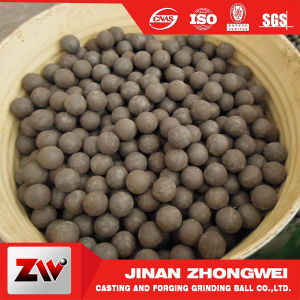 High Hardness Good Wear Resistance B2 Forged Steel Ball pictures & photos