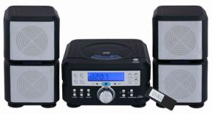 CD Radio Micro-System (W-M228-US)
