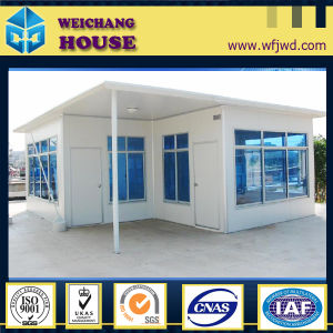 2014 New Design and Beautiful Appearance Prefabricated House pictures & photos