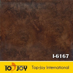 Durable Eco-Friendly Loose Lay Vinyl Floor Tile I-6168
