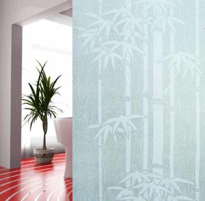 4-12mm Acid Etched Glass and Frosted Glass (JINBO) pictures & photos