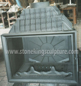 Cast Iron Insert Fireplace pictures & photos