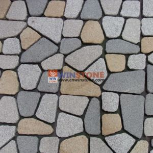 Granite Paver for Garden and Driveway