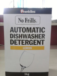 Automatic Dishwasher Detergent pictures & photos