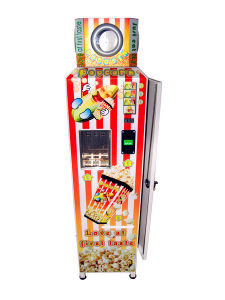 Vending Popcorn Machine (HM-PC-8) pictures & photos