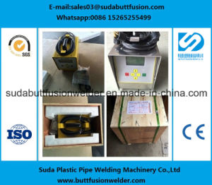 Sde315 *20mm/315mm HDPE Pipe Fittings Butt Welding Machine pictures & photos