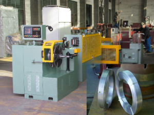 Saw Welding Wire Respooling machine