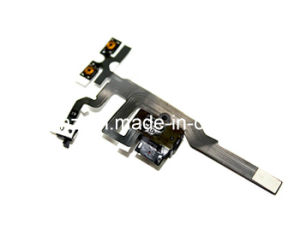 Mobile/Cell Phone Parts for iPhone4s Audio Jack Flex Cable pictures & photos