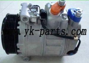 Auto Compressor for Mercedes Benz C Class W203 C180 C209 pictures & photos