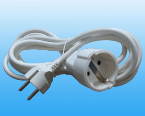 Rewireable Power Cord without Child Protection (G2-2)