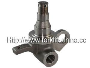 Forklift Parts C14 Steering Kunckle for Komatsu