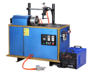 Automatic Circular Seam Welding Machine (Horiontal Style) pictures & photos