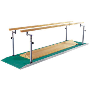 Children Training Parallel Bar (C-ZLM)