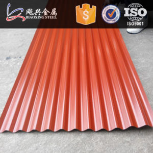 Building Materia Best Service Colorful Corrugated Roofing Sheet pictures & photos