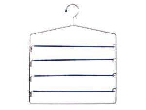 PVC Coated Hanger-Trousers Hanger (DX147)