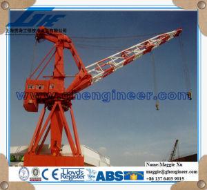 Mobile Portal Crane 25t pictures & photos