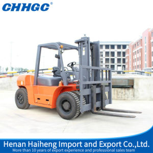 Best Selling Diesel Forklift Truck 7 Tons pictures & photos