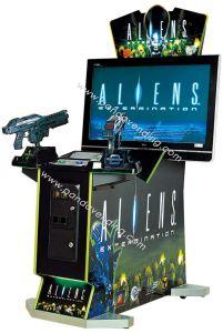 Gun Shooting Game Machine (GM-G05, Aliens) pictures & photos