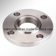 Forged Stainless Steel 316 600lbs RF Threaded Flanges pictures & photos