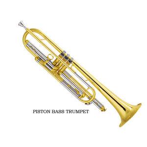 Piston Bass Trumpet (BTR-850) pictures & photos