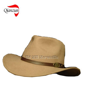 New Western Style Unisex Straw with Braided Hats (WC110) pictures & photos