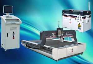 Cnc Water Jet Machine (L2030) pictures & photos