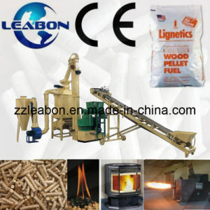 CE Biomass Fuel Wood Machine for Wood Pellet Stove pictures & photos