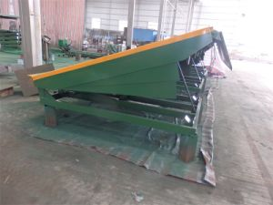 Warehouse Loading Dock Leveler with Low Price pictures & photos