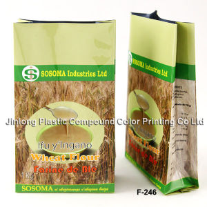 Wheat Flour Packaging Bag pictures & photos