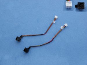 DC Power Jack with Cable for New Sony (Vaio Vgn-Nr) DC Power Jack Cable Jack Connector