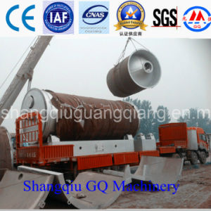 Latest Technology Waste Tire to Oil Recycling Pyrolysis Plant with CE ISO SGS
