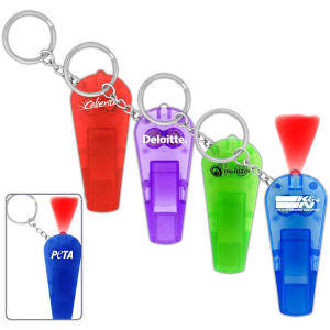 Sided Imprint Keyfinder Whistle (ZS-840)