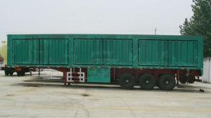 Semitrailer (LS9404XXY GREEN)