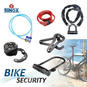 Hight Security Bicycle Lock Made in Taiwan pictures & photos