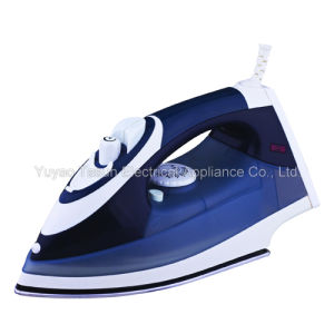 GS Approved Steam Iron (T-610 Black) pictures & photos