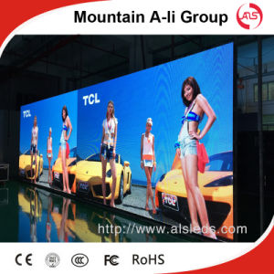 Factory Sale P6 SMD Full Color Outdoor Rental LED Display Screen
