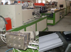 PVC Cable Duct Production Line