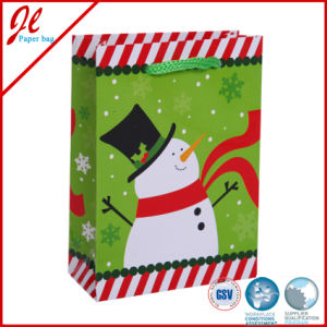 Hot Stamping Felt Christmas Gift Bags Christmas Paper Bags pictures & photos