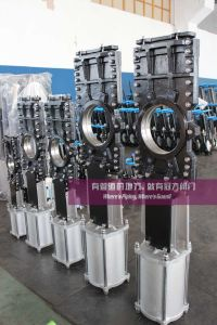 Through Conduit Knife Gate Valve-High performance pictures & photos