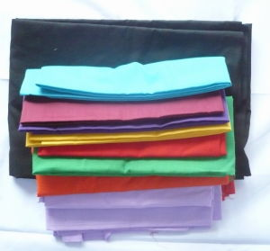 T/C 65/35 110X76 45X45 Dyed Pocketing Fabric pictures & photos