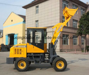 Wheel Loader Construction Machinery Lq910 pictures & photos