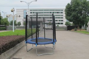 6ft Mini Bungee Round Trampoline Sx-Ft (E)