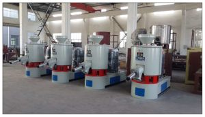 Plastic Powder Vertical Mixer pictures & photos