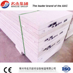 Exterior AAC Lightweight Wall Panel Machine pictures & photos