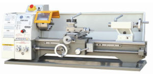 Variable Speed of Bench Lathe Machine (Bench Lathe CQ6125V) pictures & photos