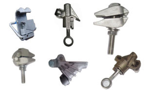 Aluminum Die Casting for Cable Clamps /Clip pictures & photos
